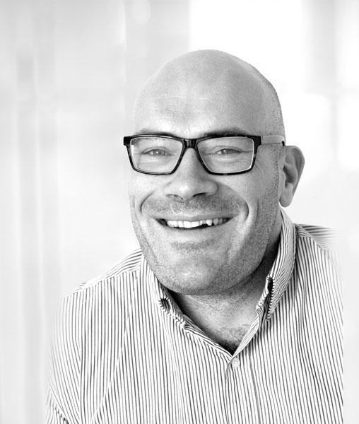 Mark Beveridge, CFO